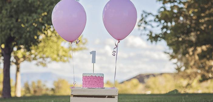 Πώς να οργανώσεις τα πρώτα γενέθλια του παιδιού σου