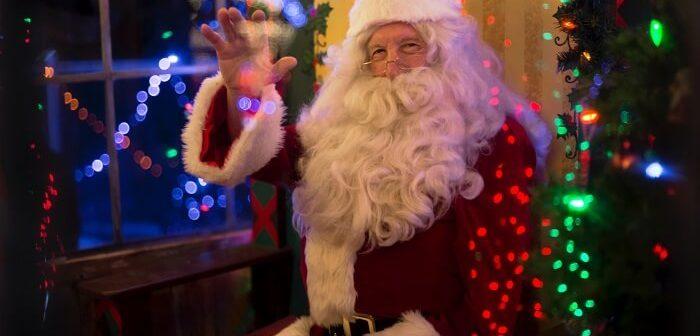 Μαμά, υπάρχει στ' αλήθεια Άγιος Βασίλης;