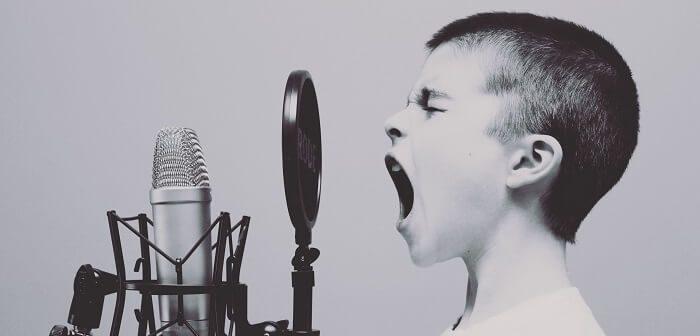 Προβλήματα φωνής στην παιδική ηλικία και Λογοθεραπεία